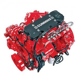 Двигатели Cummins 4ISBe
