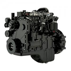 Двигатели Cummins c8.3