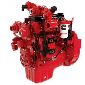 Двигатели Cummins qsb4.5