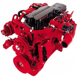 Двигатели Cummins qsb6