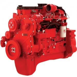 Двигатели Cummins qsc8