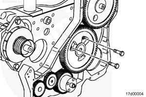 Распределительный вал двигателя Камминз