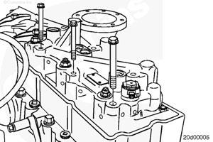 Моторный тормоз двигателя Cummins